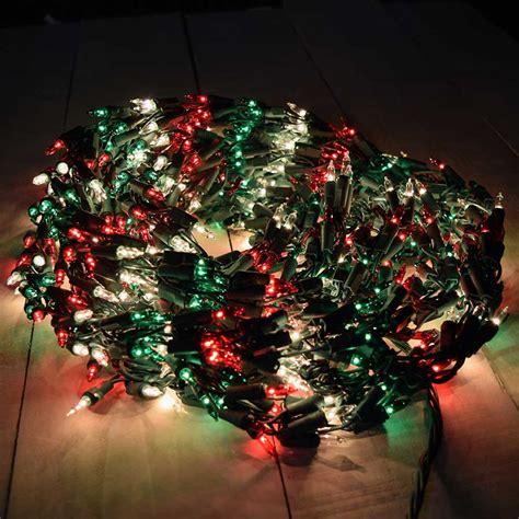 white garland christmas lights 18
