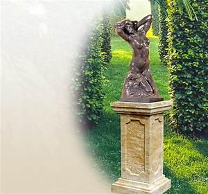 Herbstdeko Für Den Garten : antike bronze skulpturen f r den garten kaufen bestellen shop hersteller preise ~ Orissabook.com Haus und Dekorationen