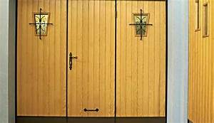 Porte De Garage Pliante À La Française 4 Vantaux : porte de garage bois 4 vantaux trouvez le meilleur prix sur voir avant d 39 acheter ~ Nature-et-papiers.com Idées de Décoration