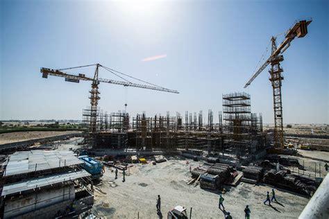 Building Projects Worth 8bn Underway In Uae
