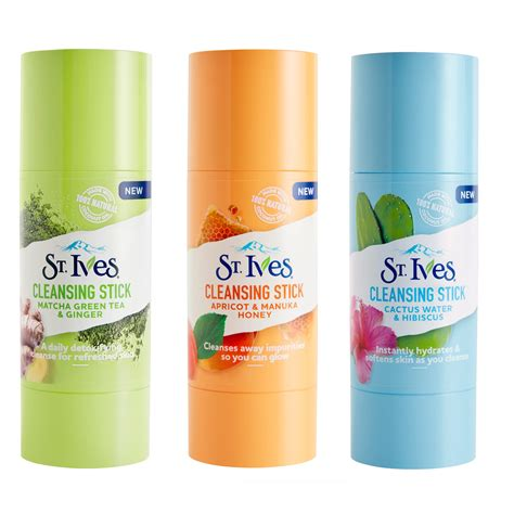 everyone soap st ives cleansing stick review popsugar