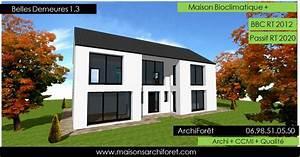 auvent maison moderne intrieur du0027une maison moderne With good plan de belle maison 11 terrasse