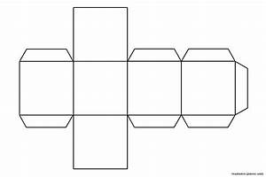 Printable Blank Dice Template  With Images