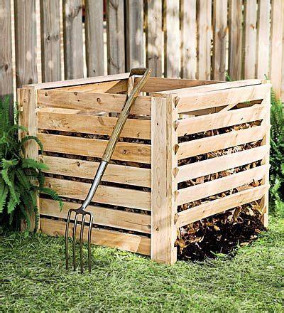 fabriquer composteur palette bac 224 compost en palettes jardin composteur fabriquer