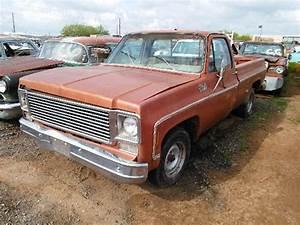 1978 Gmc Truck Sierra   78gm0038c