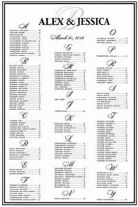 Wedding Seating Chart  Wedding Seating  Reception Template