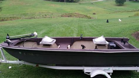 14 Foot Jon Boat Trailer Craigslist by 14ft 1970 Aerocraft Tarpon Aerocraft Boats