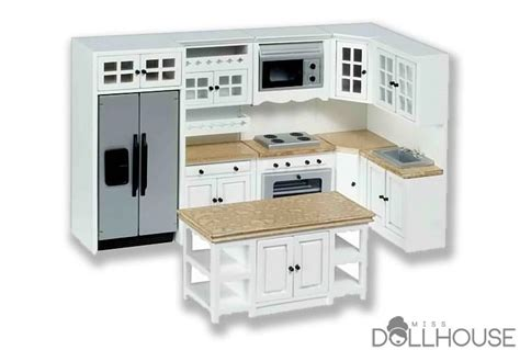 shopping for kitchen furniture white luxury marble miniature kitchen set 149 99