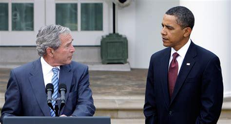 bush job rating higher  obamas politico
