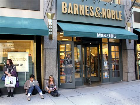 working at barnes and noble barnes noble says credit cards were in dozens of
