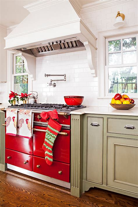 ways  decorate  kitchen   holidays