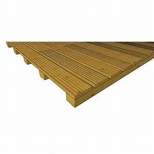 Planche Bois Autoclave : planche terrasse pin traite green park ~ Premium-room.com Idées de Décoration