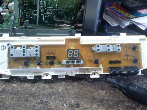 solucionado lavadora samsung modelo wa89v3 no finaliza su ciclo yoreparo