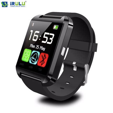 jam rubber led bluetooth smart wristwatch u8 u for samsung