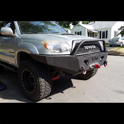 Toyota 4runner Bumper by 2003 2009 Toyota 4runner Weld Together Winch Bumper Kit