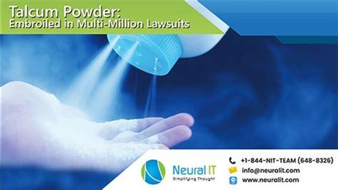 talcum side effects lawsuits mass torts neural