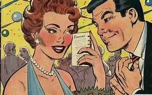 True Secrets Vintage Comic Wallpaper | Male Models Picture