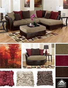 Living room colors to match brown furniture modern house for Matching furniture in living room
