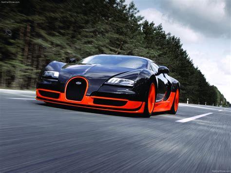 Auto Mobile Bugatti Veyron Super Sport
