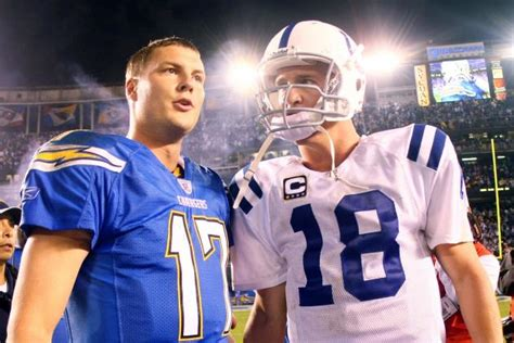 broncos  chargers  peyton manning philip rivers