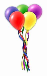 Birthday Balloon Clip Art - ClipArt Best