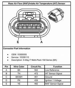 4 Wire Maf Sensor Wiring Diagram