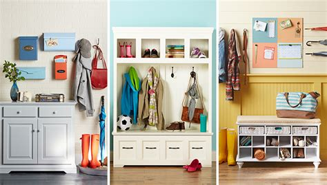 rv closet entry storage solutions