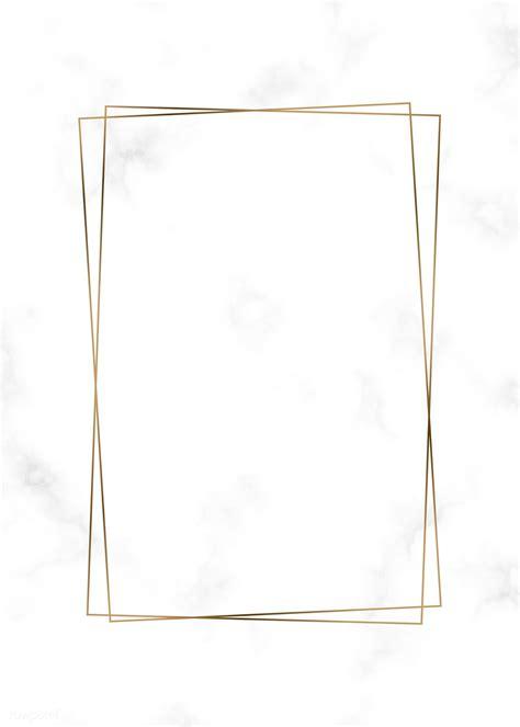 Download premium illustration of Golden rectangle frame