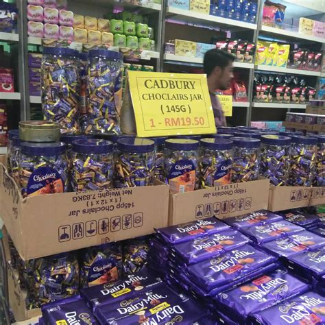 harga terkini coklat  kompleks haji ismail group