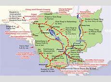 Cambodia Overland Travel and International Border Crossings