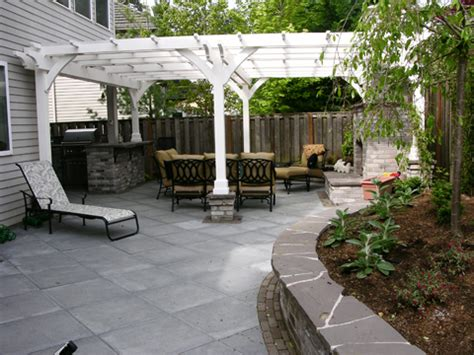 kitchen contractors island the great backyard makeover creative garden spaces