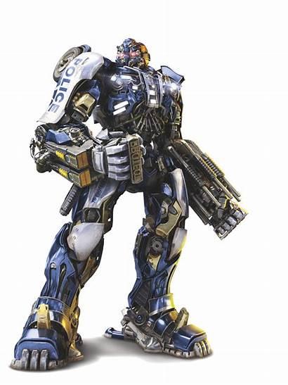 Transformers Knight Last Barricade Tfw2005 Tlk Robot