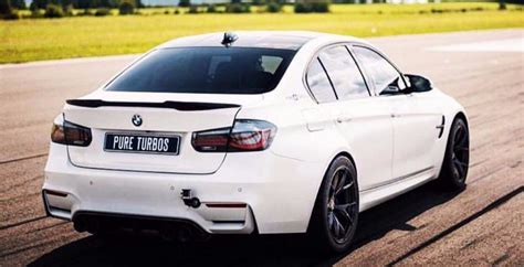 Bimmerboost  Just Another 700+ Whp Bmw F80 M3 Pure