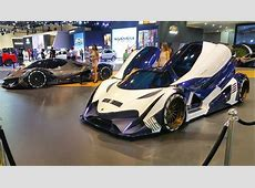 5007 HP Devel Sixteen production version launched at Dubai