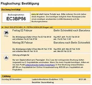 Easyjet Rechnung : nett buchungsbest tigungsvorlage fotos beispiel anschreiben f r lebenslauf sammlung ~ Themetempest.com Abrechnung