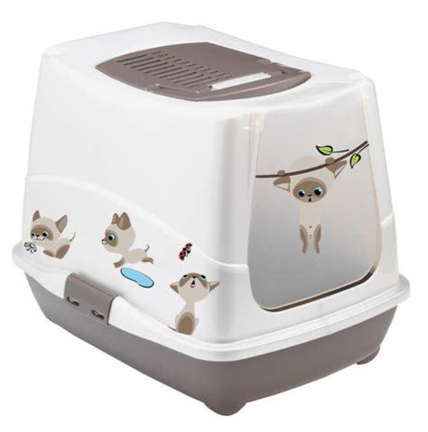 maison toilette pour chat maine coon