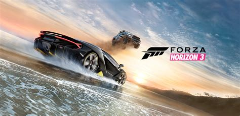 Forza Horizon 3 For Xbox One And Windows 10
