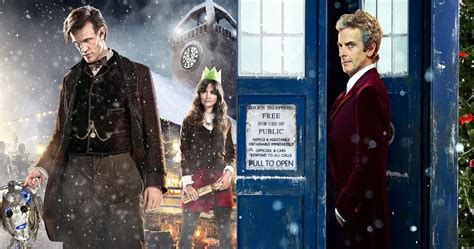 doctor  christmas episode ranked screenrant
