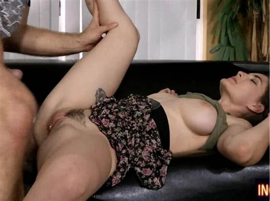 #Hubby #Fucks #Stepdaughter #While #Mom #Comes #In