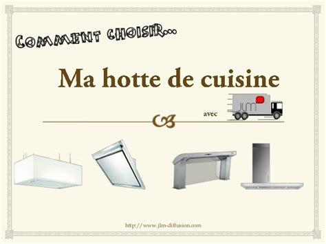 demonter une hotte de cuisine comment choisir une hotte de cuisine
