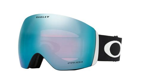 Oakley Flight Deck™ Snow Goggle Black, Prizm Snow Sapphire
