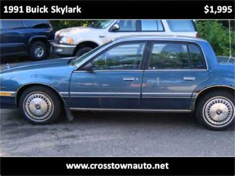Used Cars In St by 1991 Buick Skylark Used Cars St Paul Mn
