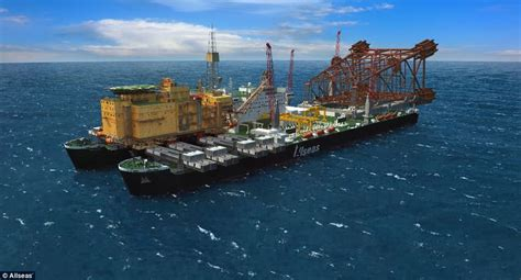 Biggest Boat Lift In The World by World S Largest Ship Pieter Schelte Takes To The Seas