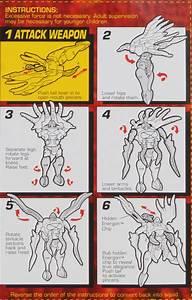 Basic Class Claw Jaw  Transformers  Beast Wars  Maximal