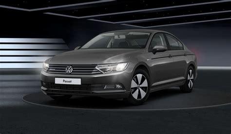 volkswagen passat  tdi bluemotion launched