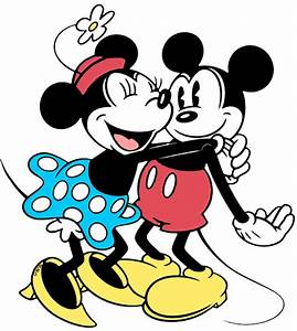 Classic Mickey Mouse and Friends Clip Art | Disney Clip ...