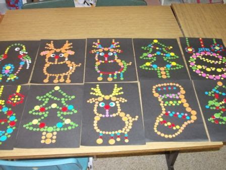 christmas art projects for middle schoolers clonalig primary school crafts and winter ideas