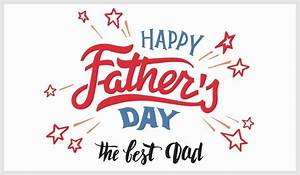 Happy Father's Day to the best dad eCard - Free Father's ...