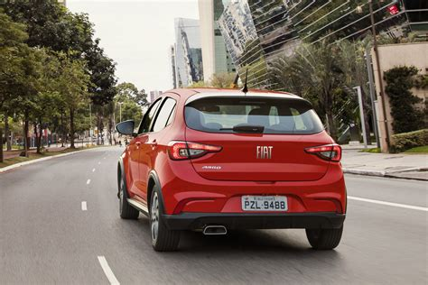 new fiat argo officially launched in brazil 35 pics
