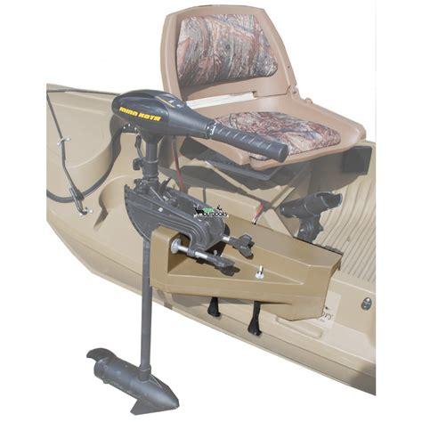 Beavertail Stealth Boat Trailer by Beavertail Stealth 2000 Boat Side Motor Mount Motor